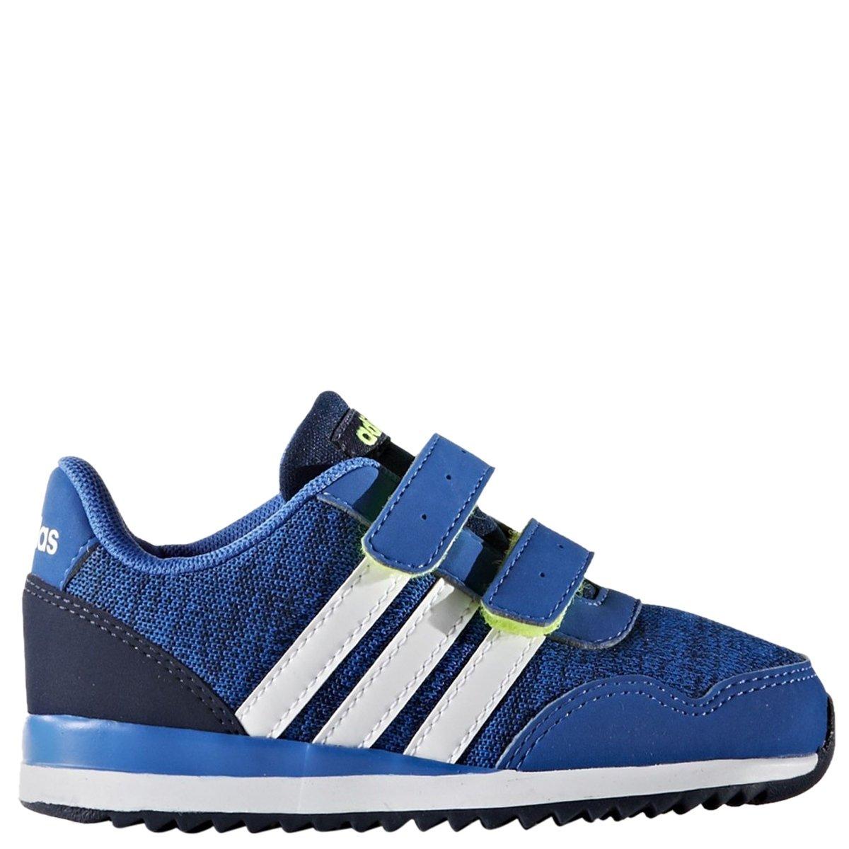 baa5bbf4f4 Bizz Store - Tênis Infantil Menino Adidas V Jog CMF Azul