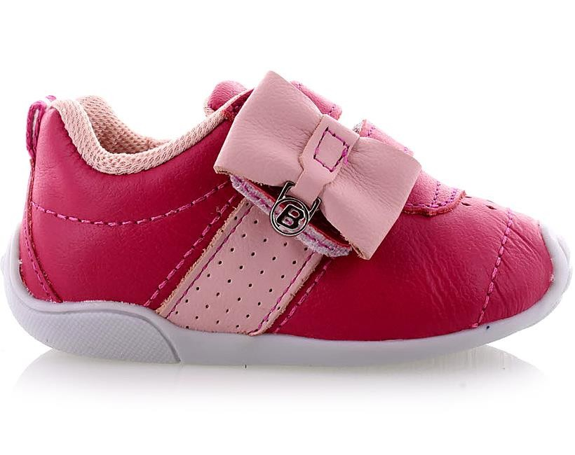 f41c89b4971 Bizz Store - Tênis Infantil Feminino Bibi Fisioflex New Couro