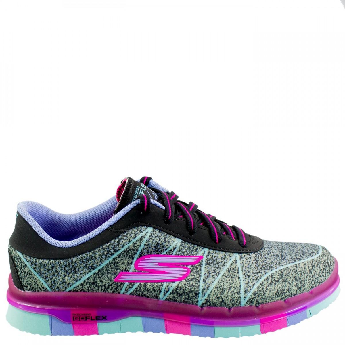 351e4b12670 Bizz Store - Tênis Infantil Feminino Skechers GO Flex Ability