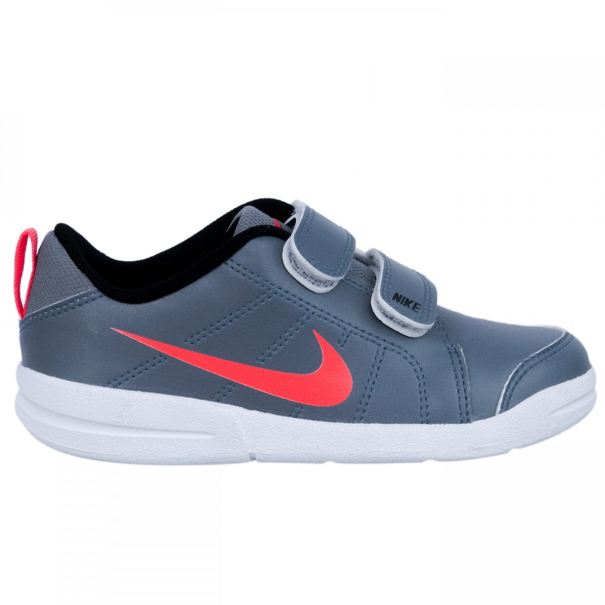 44760d8a64d Bizz Store - Tênis Infantil Masculino Nike Pico LT PSV Cinza