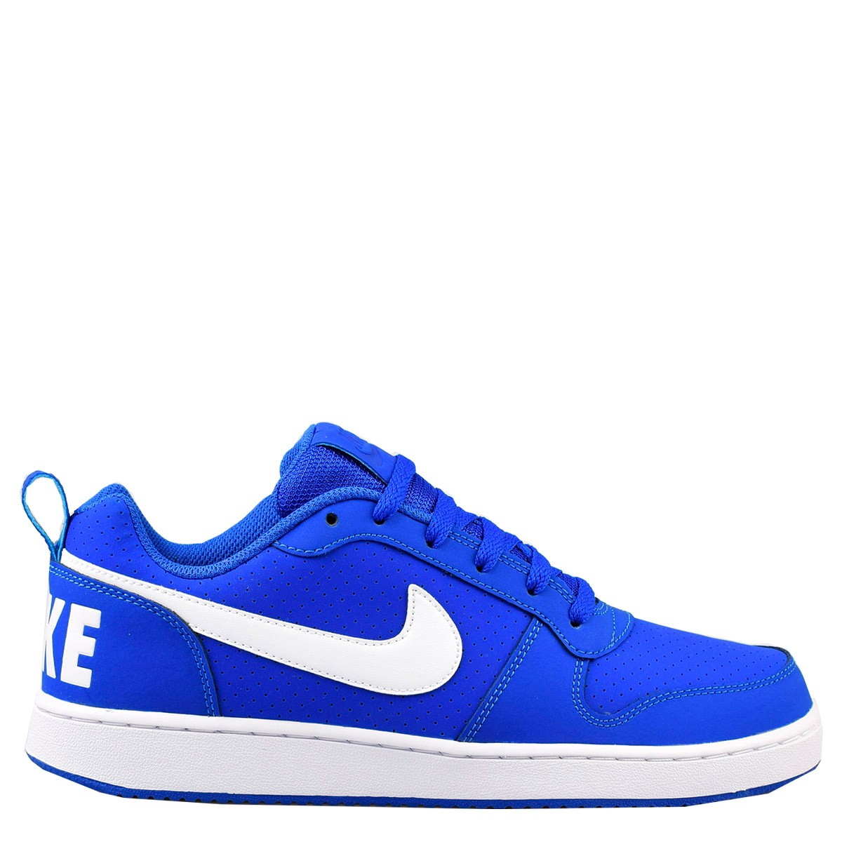 c4b8fa0f01a Bizz Store - Tênis Masculino Nike Court Borough Low Branco