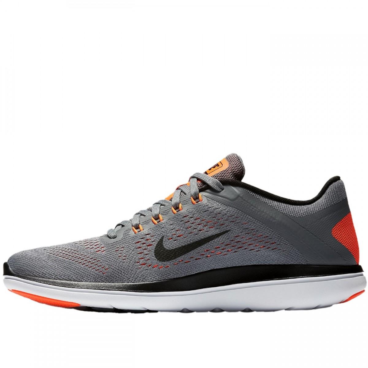 eda79082e14 Bizz Store - Tênis Masculino Nike Flex 2016 RN Corrida Vermelho