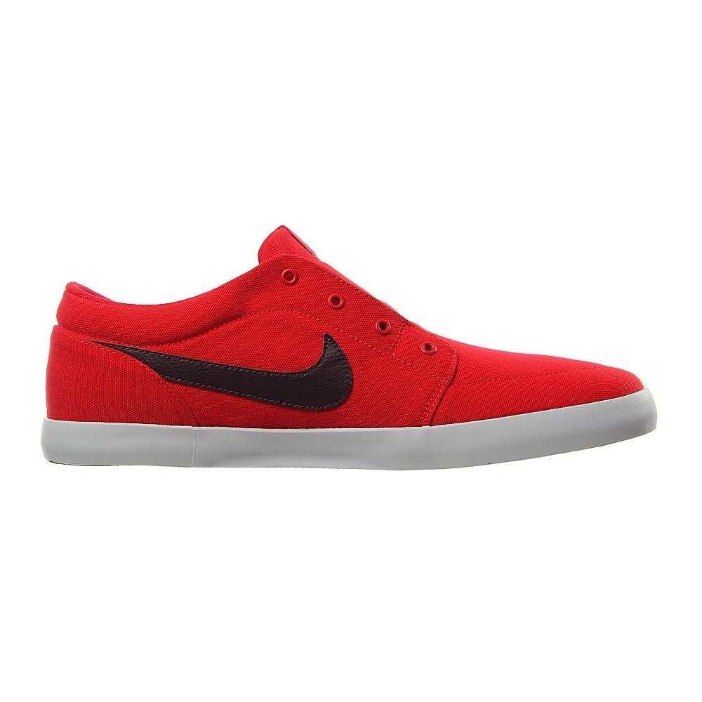 34d496e884 Tênis Nike 705114-602 Futslide Slip - Vermelho