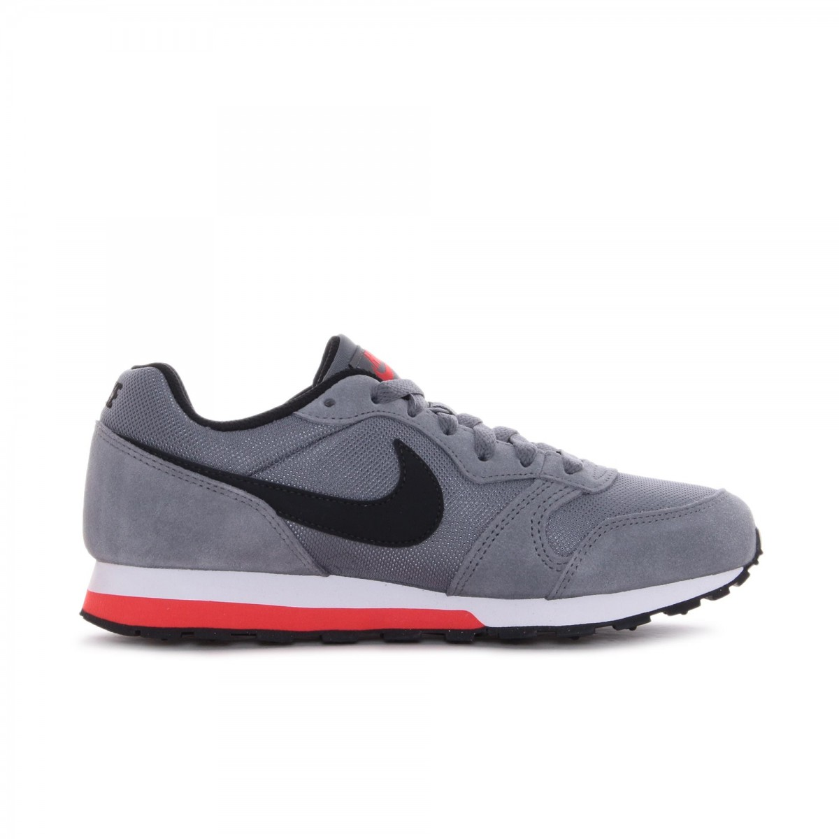 Bizz Store - Tênis Feminino Nike MD Runner 2 GS Corrida 97cbc6df3ef52