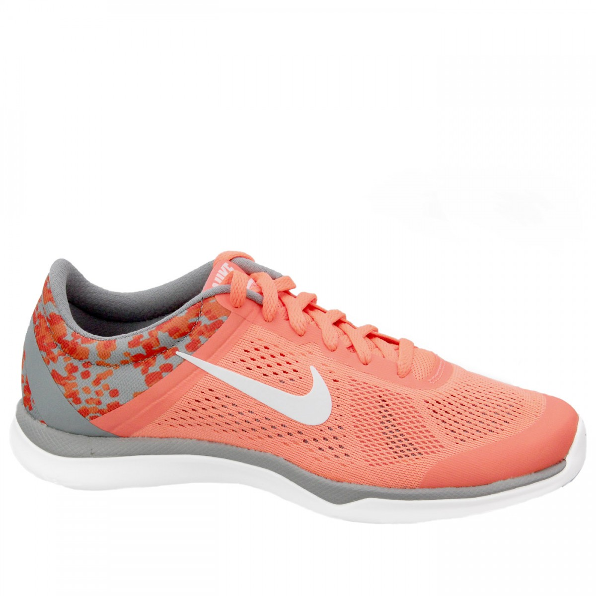 734d6a41b9 ... Preto Anabela 3ce89617c29047  Bizz Store - Tênis Nike Feminino Esportivo  In-Season TR 5 Print 37a7760df3964c ...