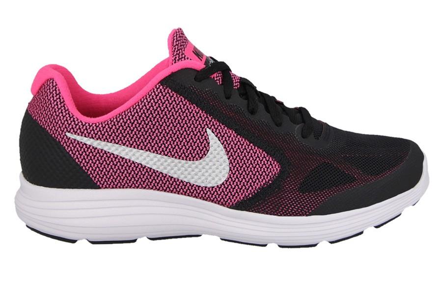 d75ca3bb95 Bizz Store - Tênis Feminino Nike Revolution 3 Corrida Rosa