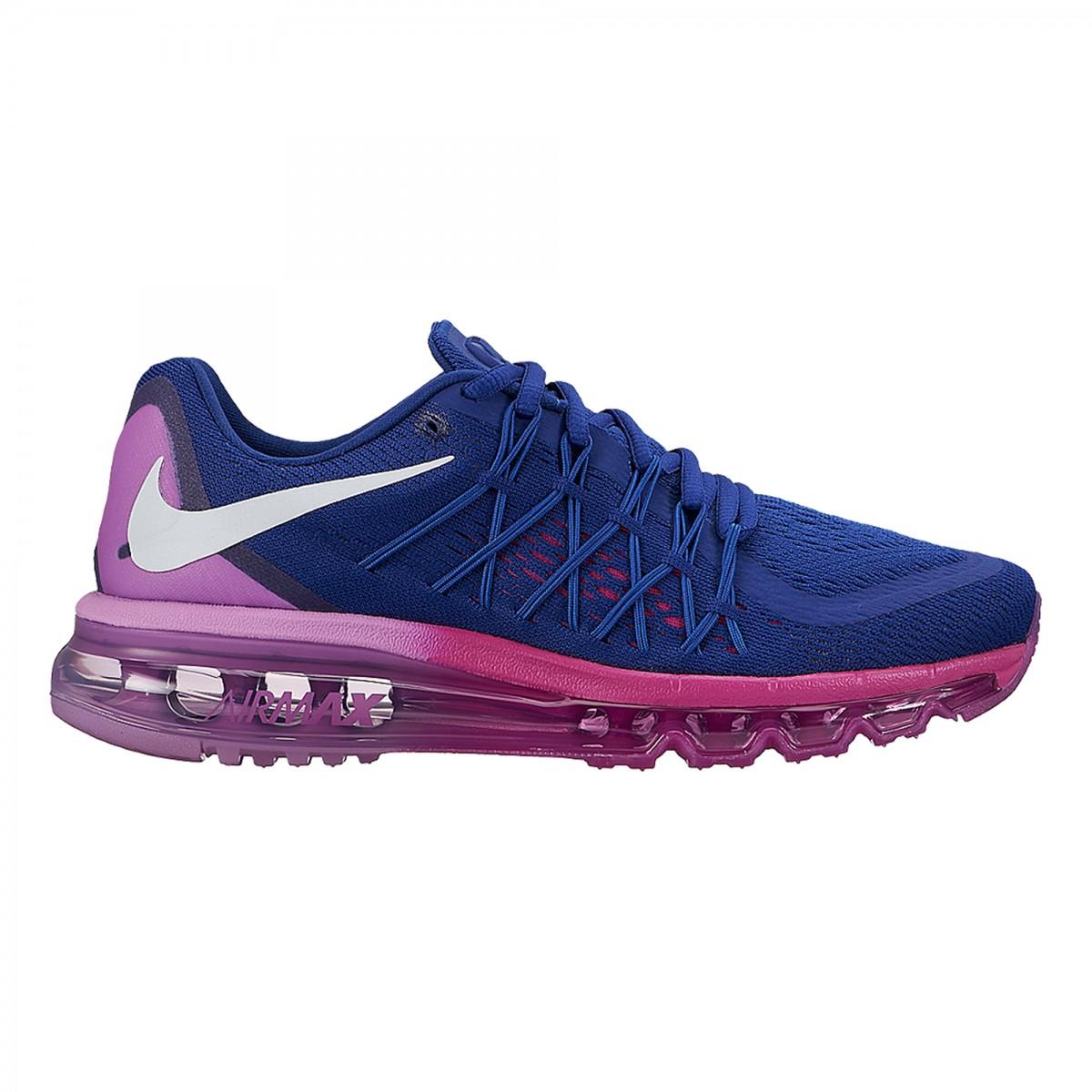 9aaf30154 Bizz Store - Tênis Feminino Nike Air Max 2015 Para Corrida