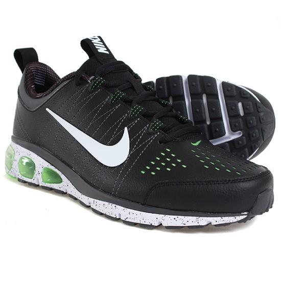 52d0dfd7115 Bizz Store - Tênis Masculino Nike Air Max Spectrum Preto Verde