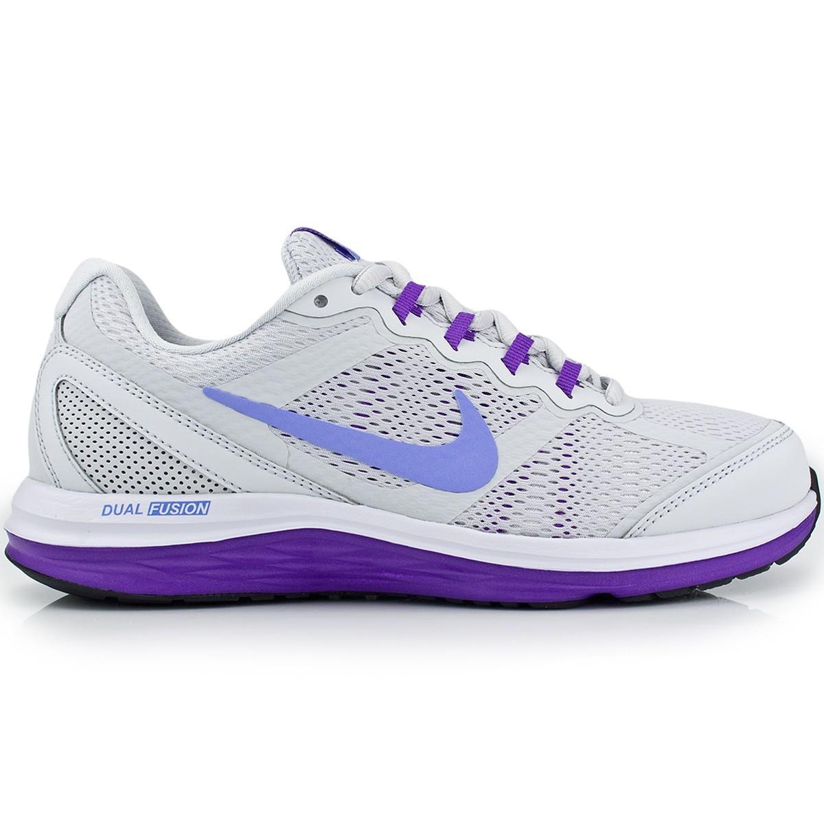 9ab4e8157 Bizz Store - Tênis Feminino Nike Dual Fusion Run 3 Para Corrida