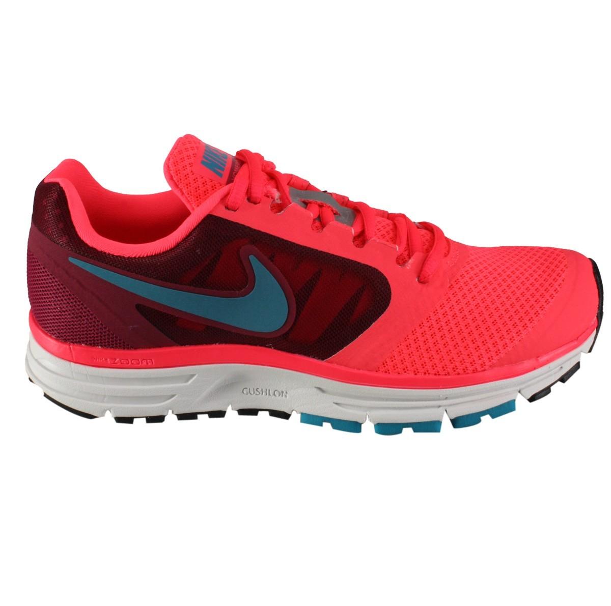 caca2573e16 Bizz Store - Tênis Feminino Nike Zoom Vomero + 8 Laranja Verde