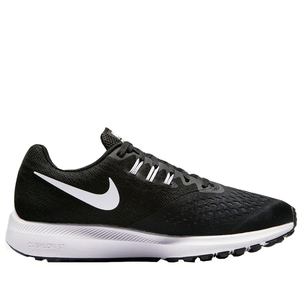 b114fa580c Bizz Store - Tênis Feminino Nike Zoom Winflo 4 Corrida Preto
