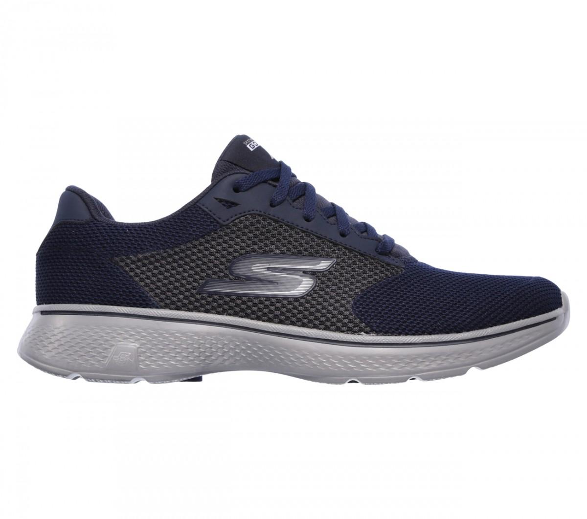 a3fae655b2 Bizz Store - Tênis Masculino Skechers Go Walk 4 Caminhada