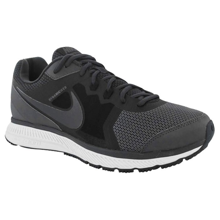 afc52eee87d28 Tênis Zoom Winflo Nike 724939-021 - Preto cinza