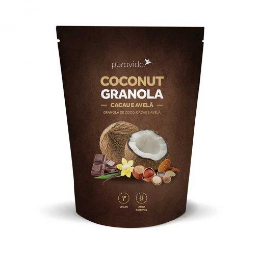 COCONUT GRANOLA 180g - PURA VIDA
