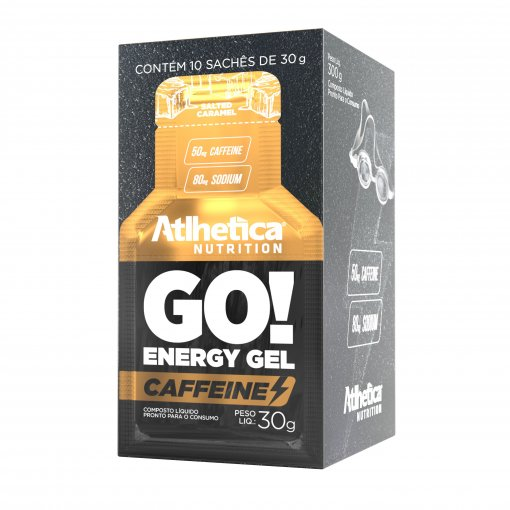 GEL GO CAFFEINE - ATHLETICA