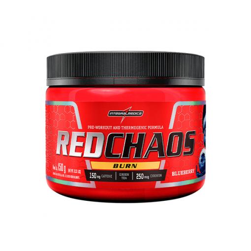 RED CHAOS BURN 150G - INTEGRALMEDICA