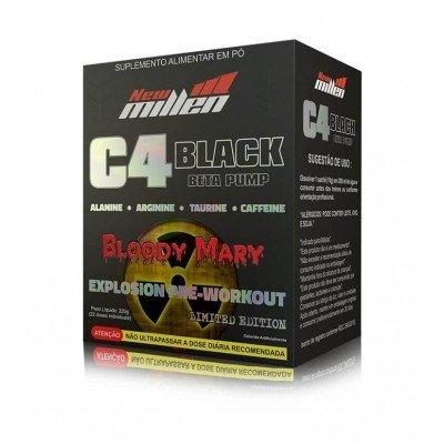 Pré-treino C4 Black Beta Pump 22sachês - New Millen