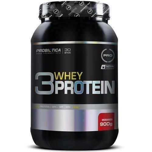 Proteína 3Whey - Probiótica