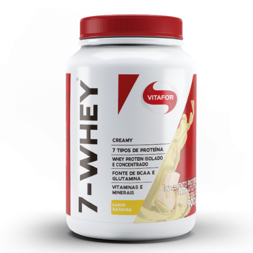 Proteína 7Whey Creamy - Vitafor