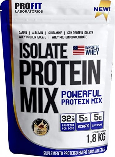 Proteína Blend Isolate Protein 900g - Pro Fit