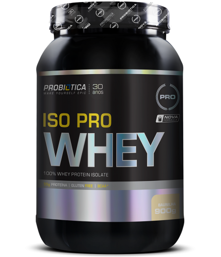 Proteína Iso Pro - Probiótica