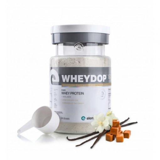 Proteína Iso Wheydop - Elemento Puro