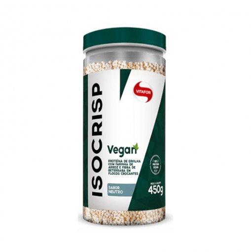 Proteína IsoCrisp Vegan - Vitafor