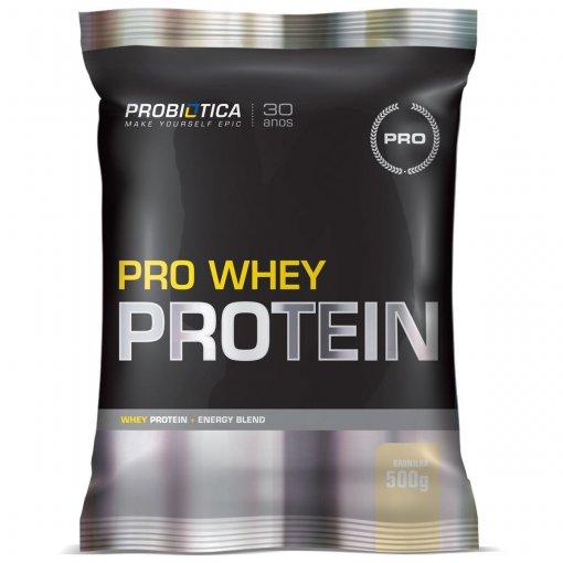 Proteína Pro Whey 500g - Probiótica