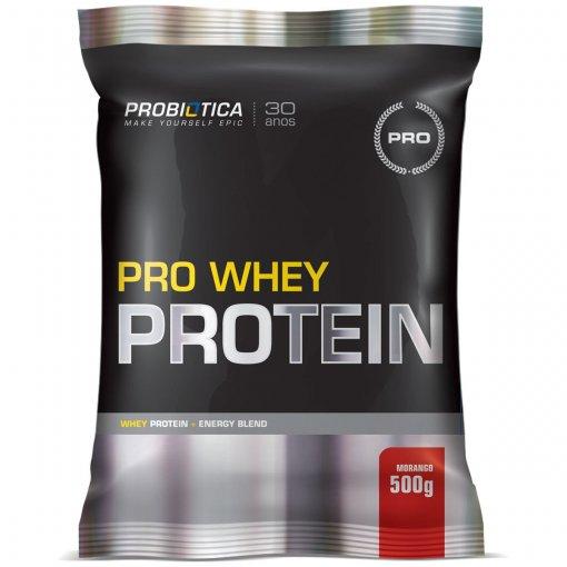 Proteína Pro Whey - Probiótica