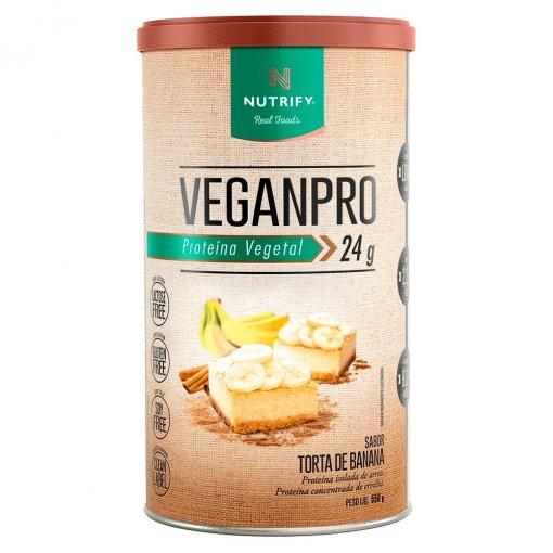 PROTEINA VEGANPRO - NUTRIFY