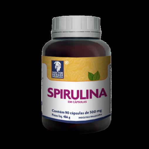 Spirulina 500Mg - Doctor Berger