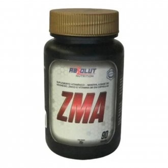 Imagem - ZMA 90CAPS - ABSOLUT