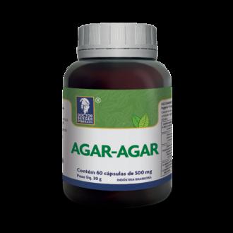 Imagem - AGAR - AGAR 500MG 30CAPS - DOCTOR BERGER