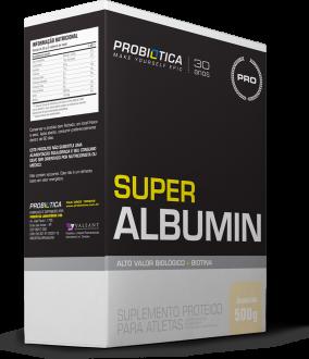 Imagem - Albumina 500g - Probiótica