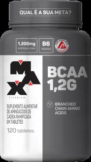 Imagem - BCAA 1,2G - Max Titanium