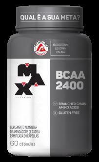 Imagem - BCAA 2400 - Max Titanium - 001588