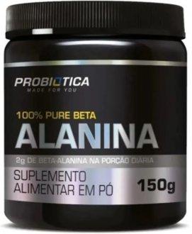 Imagem - BETA ALANINA 100% PURE 150G - PROBIOTICA