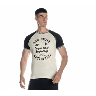 Imagem - CAMISETA RAGLAN OFF WHITE GOLDEN ERA - MITH