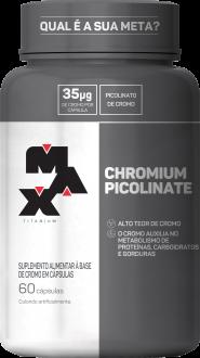 Imagem - Chromium Picolinate - Max Titanium