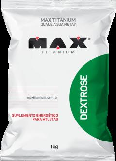Imagem - Dextrose 1KG - Max Titanium