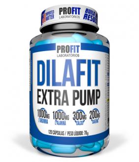 Imagem - Dilafit Extra Pump 12ocaps - Profit