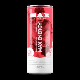 Imagem - Energético Max Energy - Max Titanium