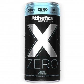 Imagem - ENERGETICO X ZERO 269ML - ATLHETICA
