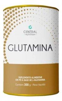 Imagem - GLUTAMINA 300g - CENTRAL NUTRITION - 005986