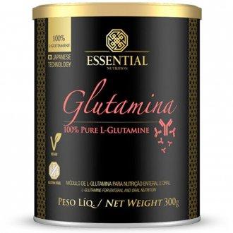 Imagem - GLUTAMINA 300G - ESSENTIAL