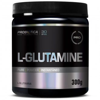 Imagem - L-Glutamine - Probiótica