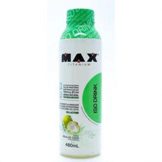 Imagem - ISO DRINK 480ML - MAX TITANIUM