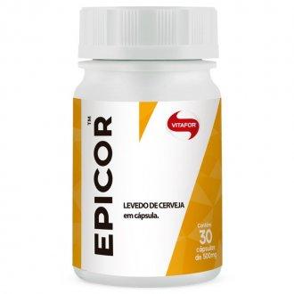 Imagem - Levedo De Cerveja Epicor 30CAPS - Vitafor