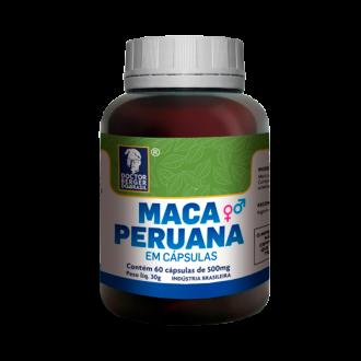 Imagem - MACA PERUANA 500MG 60CAPS - DOCTOR BERGER