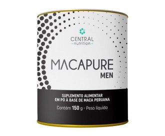 Imagem - MACAPURE MEN CENTRAL 150g - NUTRITION